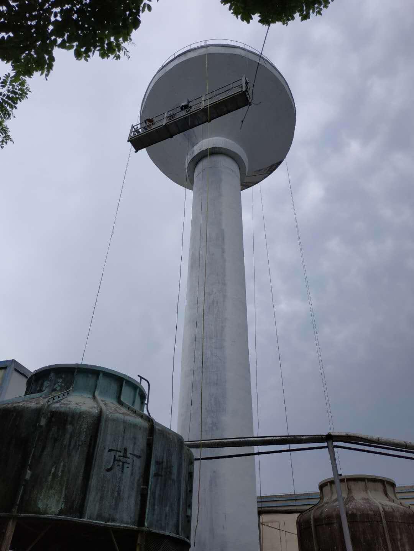 琼海水塔翻新改造